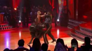 Aaron Carter & Karina Dancing With The Stars - Team Paso Doble