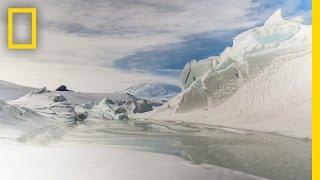 Work For Future Generations   Continent 7  Antarctica