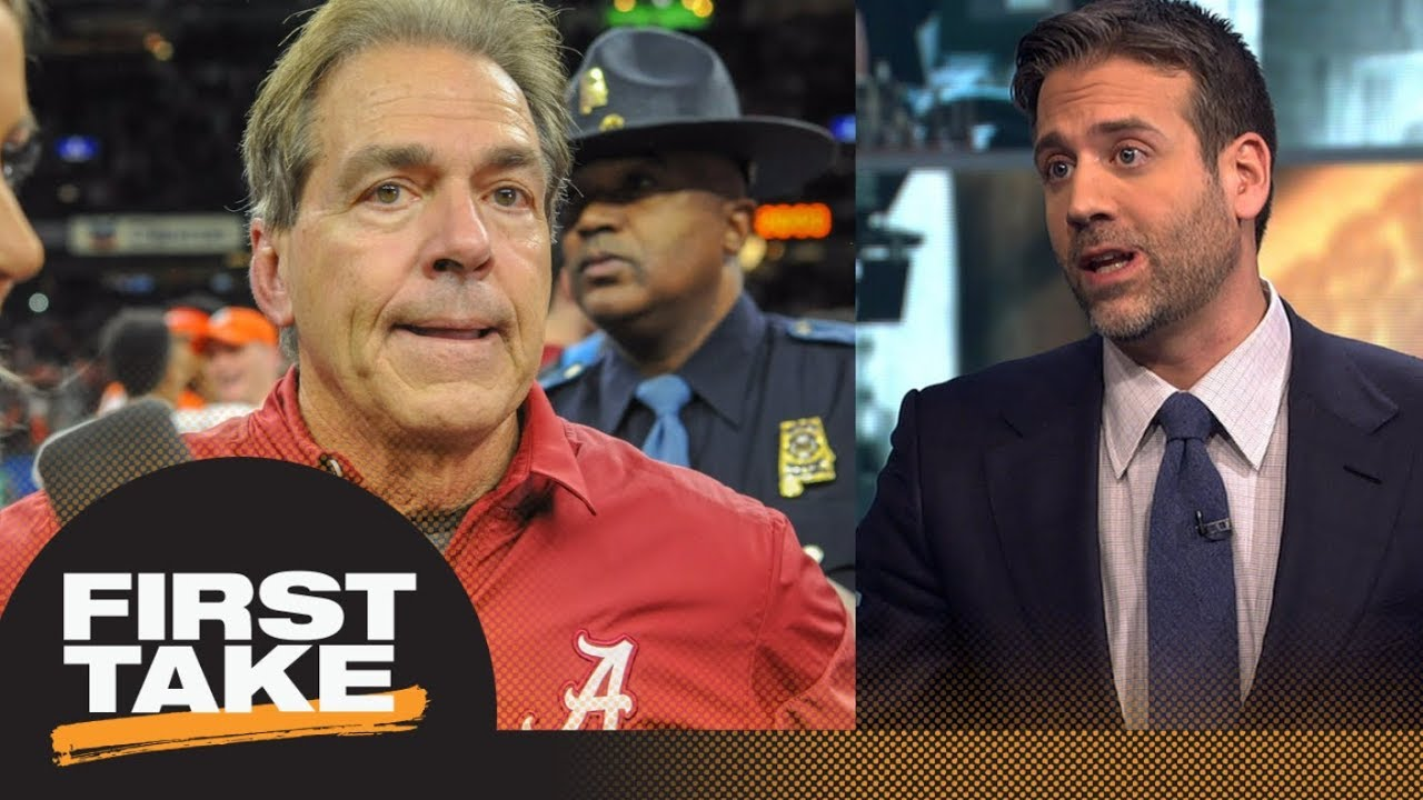 Max says Nick Saban needs to stop complaining about CFP schedule   First Take   ESPN