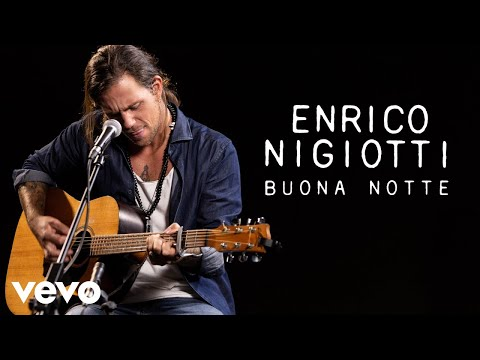 Enrico Nigiotti - Buona notte (Live) | Vevo Live Performance