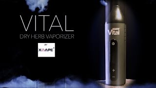 Vital Portable Dry Herb Vaporizer Review