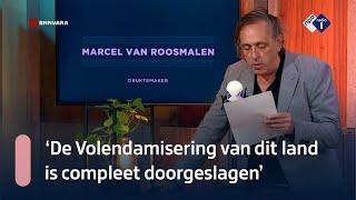 Marcel van Roosmalen over de versplintering van Nederland | NPO Radio 1