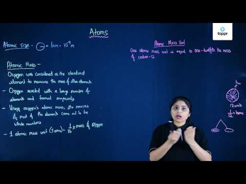 Atomic Mass: Videos, Concepts, Calculations, Methods, Examples