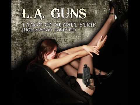 L.A. GUNS -You Better Not Love Me (AUDIO-ONLY!) (Label:  Collectors Dream Records)