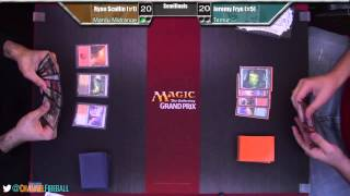 Grand Prix San Antonio 2014 Semifinals