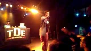 Isaiah Rashad Heavenly Father Live in Stuttgart, LKA Longhorn 08 05 14.mp3