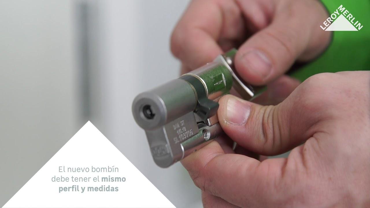 Cómo Cambiar El Bombín De Una Cerradura Leroy Merlin