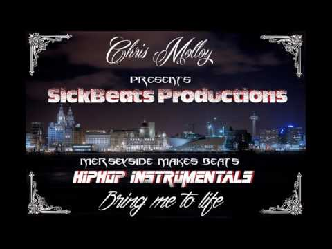 Bring me to life - Epic HipHop Instrumental w/hook.