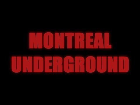 Montreal Underground (English Version)