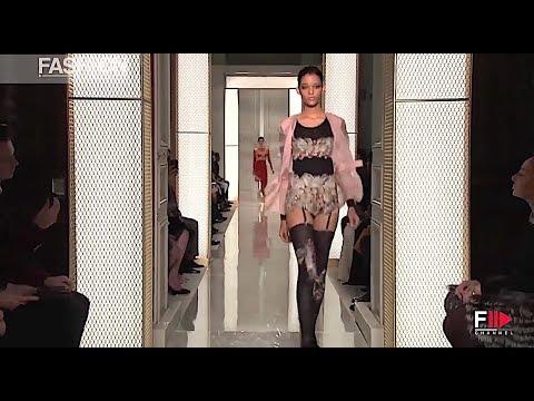 LA PERLA Haute Couture Spring Summer 2015 – Fashion Channel