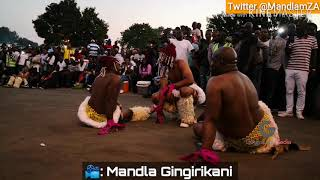 Xigubu by Thema Dance Group LIVE at Palms Chiawelo Park