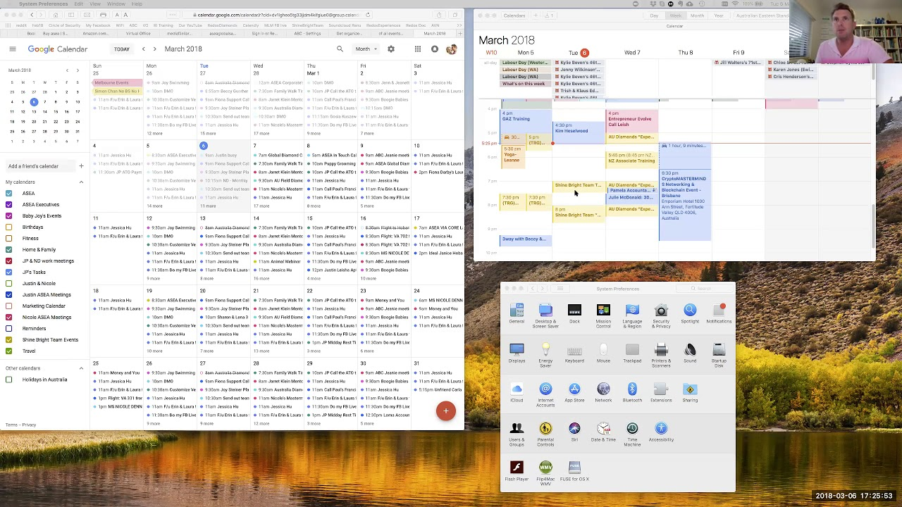 How To Sync Your Google Calendar To Your Apple Mac Ical Calendar On