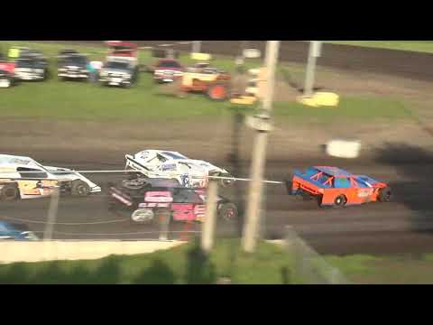 IMCA Sport Mod Heats 3-4 Benton County Speedway 6/2/19