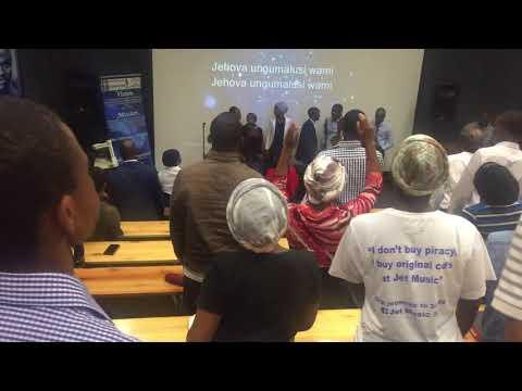 Siyoni Thabethe ft MSCF Worship Team-Jehova ungumalusi wami #1