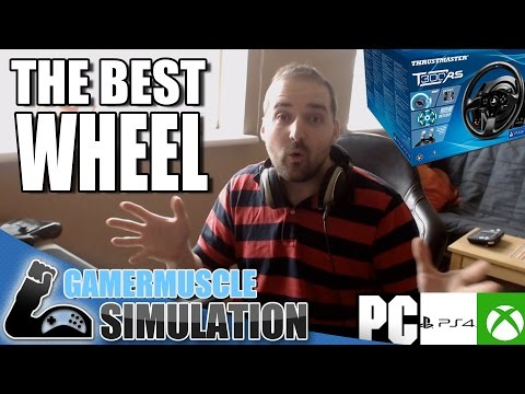 Which is the best value gaming wheel for PC / PS4 / XboxOne ?