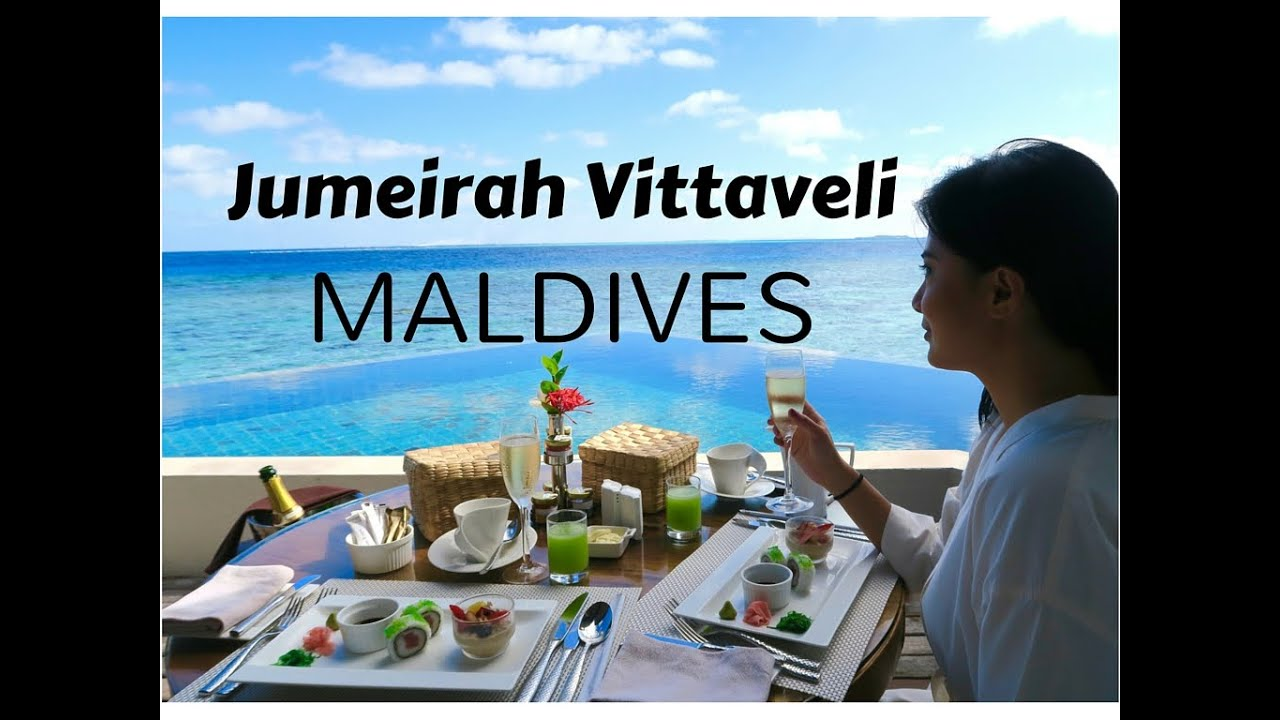 jumeirah vittaveli maldives resort tour - Jumeirah Resorts Maldives