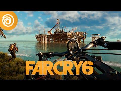 В новом трейлере Far Cry 6 можно узнать об основных особенностях игры