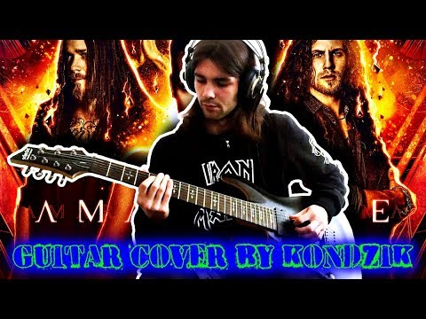 Amaranthe - Countdown (Guitar Cover by Kondzik)