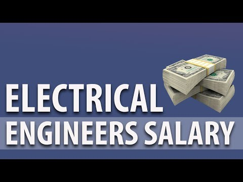 Electrical Engineer Salary | Job overview (electrical engineering)