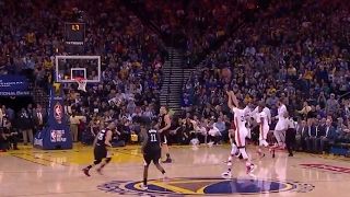 Stephen Curry Half Court Shot vs Clippers