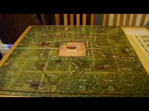 Codeword Cromwell-Fifth Column Games- unboxing