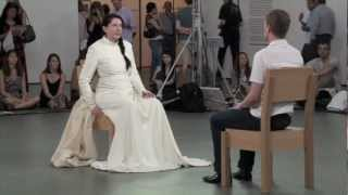 The Future of Art: Marina Abramović, Part 11/21
