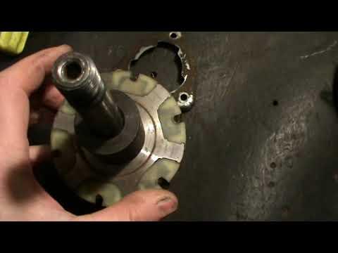 Как намагнитить ротор тракторного генератора