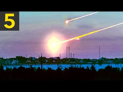 Top 5 Spectacular Meteor Sightings