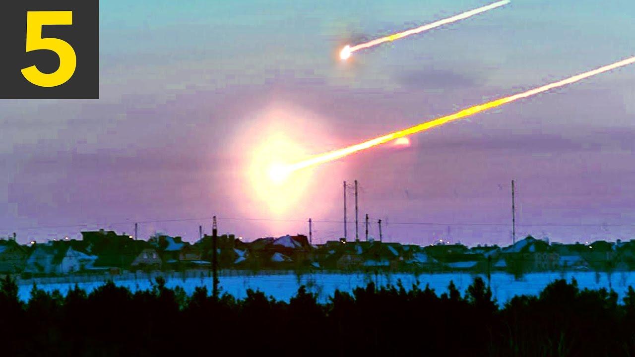 Top 5 Spectacular Meteor Sightings