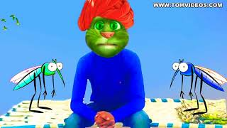 Mere Rashke Qumar mujhe Kate macchar....New funny ...video..