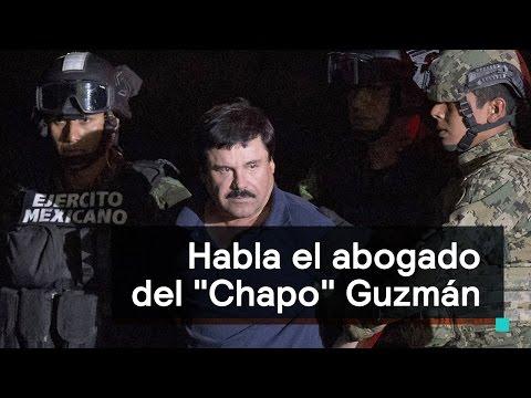 José Refugio Rodríguez, abogado de 'El Chapo' Guzmán - Despierta con Loret
