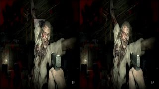 Video Resident Evil 7 PC VR : PC to PlayStation VR TriDef 3D The Old House download MP3, 3GP, MP4, WEBM, AVI, FLV Oktober 2019
