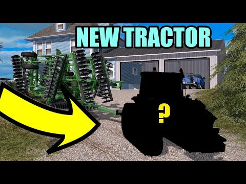 OUR NEW 325HP TRACKED TRACTOR | EP#73 | FARMING SIMULATOR 2017