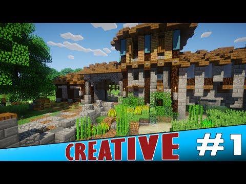 Creative Building EP#1 - Rural Town Entrance
