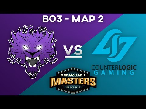 DH Malmo Closed Qualifier | Mythic vs CLG Academy (Map 2)