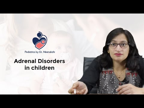 Dr. Meenakshi Bothra Discusses The Topic - Adrenal Disorders In Children