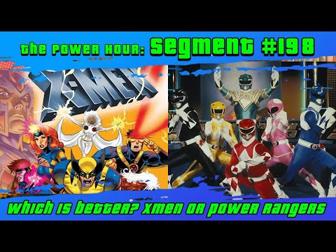 DBPG: Podcast Clip #198 - Which is Better? X-Men or Power Rangers Theme