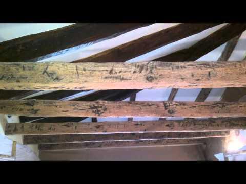 Techos de madera restauracion youtube for Restauracion tejados de madera
