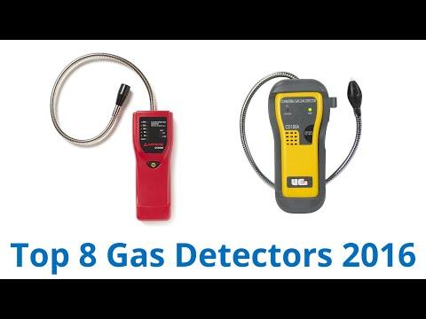 8 Best Gas Detectors 2016