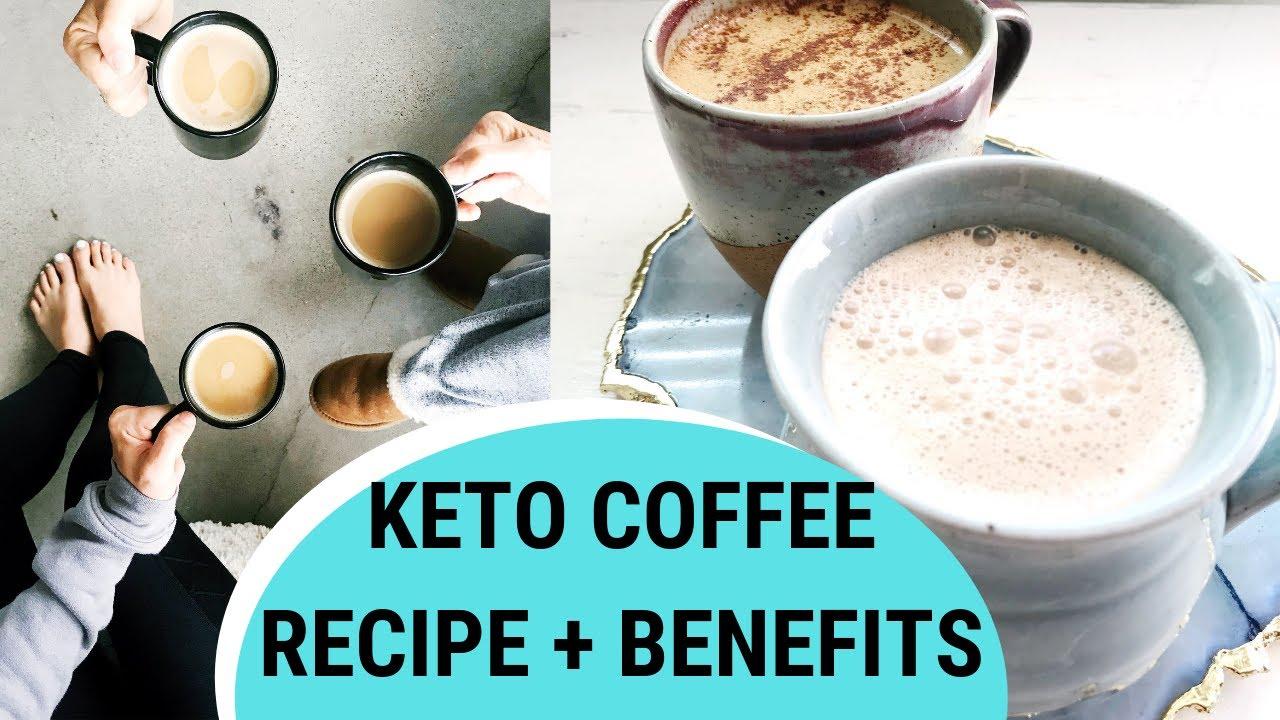 How to Make Keto Coffee + Benefits!