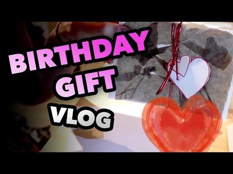 DIY TRAVEL BIRTHDAY GIFT - BARCELONA DAILY VLOG AMSTERDAM #19