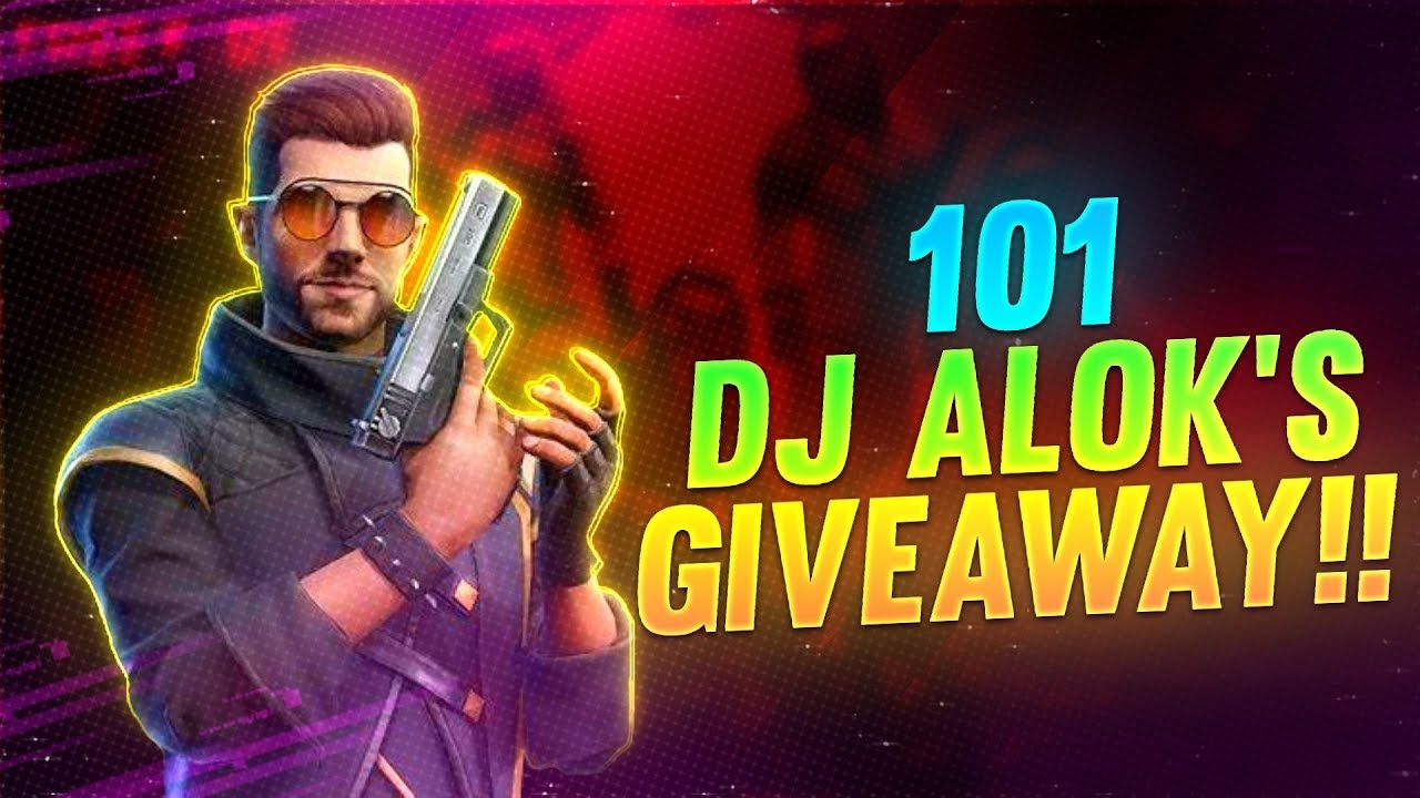 ROAD TO 2 MILLION SPECIAL 100 DJ ALOK GIVEAWAY - JOIN lOCO  💎 #ajjubhai #Totalgaminglive Free fire