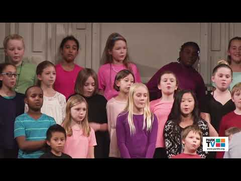 ISD283 Peter Hobart Elementary School g4 Vocal Concert 11-28-2017 -- ParkTV15