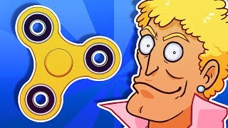 YO MAMA SO UGLY! Fidget Spinner