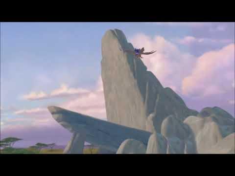 The Lion King DVD Menu Walktrhough Warner Bros Pictures