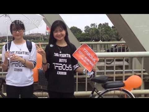 TFBOYS - Hai Năm Yêu Nhau Cùng Tứ Diệp Thảo Việt Nam