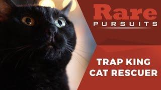 猫に出会い運命が変わったラッパー。保護活動を通じて猫を救い、自分も救われる(アメリカ)