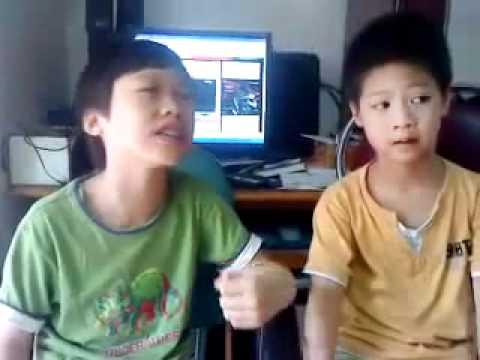 Xem hai cậu bé Việt hát cực nhộn hit của Big Bang   VPop   Kênh14   Channel for Teens