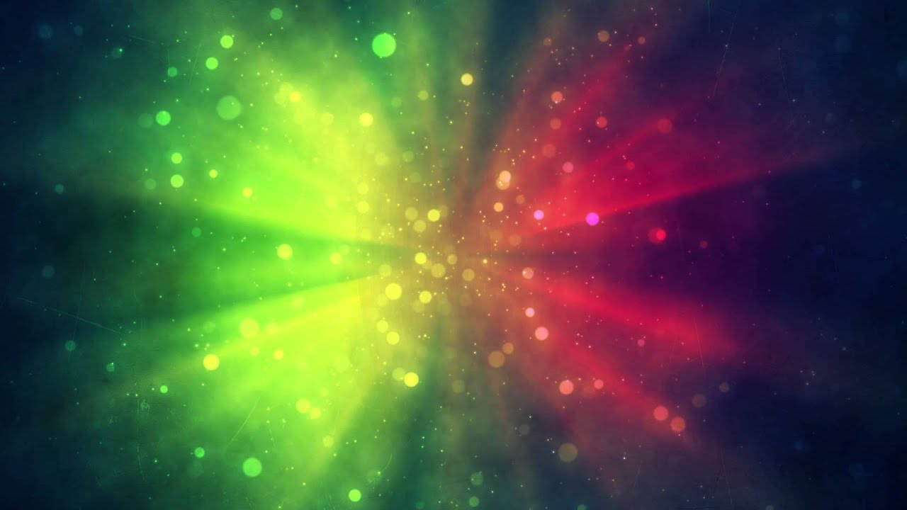 Free Moving Background - Colorful Burst - YouTube