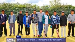 Atfal Cricket League 2016 kicks off